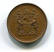 1970 Rhodesia 1/2 Cent Coin - Rhodesien