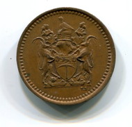 1970 Rhodesia 1/2 Cent Coin - Rhodesia