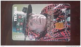 Guatemala-(gua-telgua-012)-solola-everlasting-(30q)-tirage-50.000-used Card+1card Prepiad Free - Guatemala
