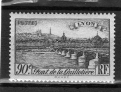 Timbre France Neuf Sans Charniere N°450