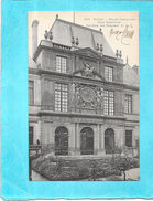 PARIS - 75 - Musée Carnavalet - Cour Intérieure - Pavillon Des Drapiers - ENCH1612 - - Museums