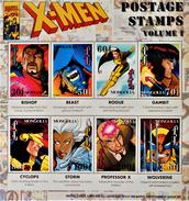 HEROS DE BANDES DESSINEES 19952576/83 - FEUILLET NEUF ** - YT 2074/81 - MI 2076/83 - Mongolia