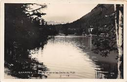 Orsières, Champex, Le Lac Et Les Dents Du Midi - VS Valais