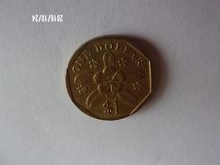 1 Dollar KM 54b 1989 - Singapore