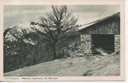 CPA - SUD VOGESEN - MELKEREI KASTELBERG MIT RAINKOPF - T. B. E. - Autres Communes