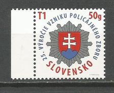 Slovakia 2016. Police Force Of Slovak Republic - Slovakia