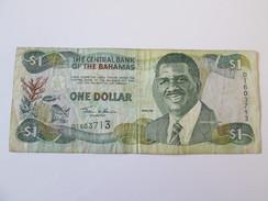 Bahamas 1 Dollar 2001 - Bahamas