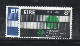 W1967 - IRLANDA 1965 , Serie N. 169/170  ***  MNH Uit - 1949-... Repubblica D'Irlanda