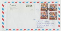 Spanien XXL001 / Weihnachten 2001, Mehrfach Sowie 4 C Zusatzgebühr - 2001-10 Storia Postale