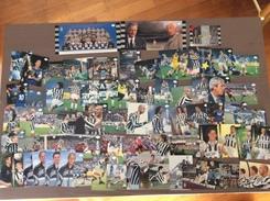 "Serie Completa Del 1995 Di 90 Figurine Upper Deck ""Juventus Campione D'Italia 1994/95"" - Trading Cards"