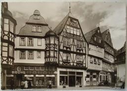 VW Coccinelle à Limburg An Der Lahn, Kornmarkt. - Ca. 1959. - Voitures De Tourisme