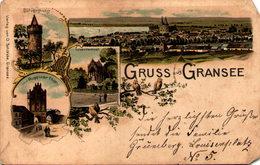 Gruss Aus GRANSEE - Etat - Gransee