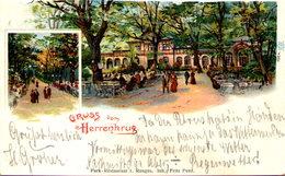 Gruss Vom HERRENKRUG - Magdeburg
