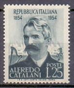 1954 Italy (Italie) Birth Centenary Of Catalani Composer (1v) MNH (M-230)