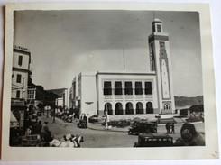 Photographie Originale 1934 PHILIPPEVILLE SKIDA ALGERIE Mairie - Lieux