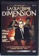 DVD + FASCICULE N°22 - LA QUATRIÈME DIMENSION - Science-Fiction & Fantasy