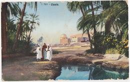 Oasis -  (Kunsthandlung Robert Kallenbach, Dresden-N. 6 - Duitschland) - (Algerie) - Algerije