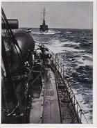 CAID Sammelbild - Unsere Reichsmarine - Torpedoboot (26551) - Cigarette Cards