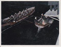CAID Sammelbild - Unsere Reichsmarine - Kutter Mit Torpedos (26553) - Cigarette Cards