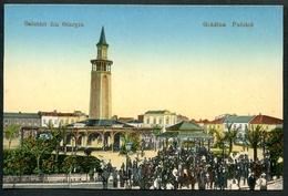 Giurgiu, Salutari Din, Gradina Publica, Um 1920, Große Walachei,Universal Saraga - Romania