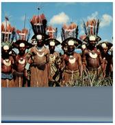 (7001) Papau New Guinea - Warrior - Papua-Neuguinea