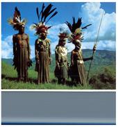 (7001) Papau New Guinea - Chimbu Warrior - Papua-Neuguinea