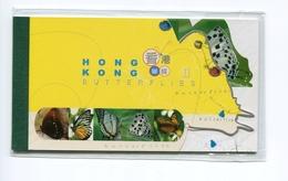 """Hong Kong - Markenheftchen / Booklet Mi.Nr. 1432 / 1436 """"Schmetterlinge / Butterflies"""" ** / MNH (aus Dem Jahr 2007) - 1997-... Région Administrative Chinoise"""