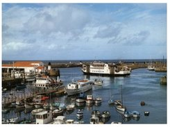 (ORL 600) France   - Ile D'Yeu Ferry - Traghetti