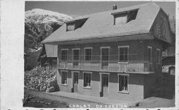 SAVOIE - Chalet Du Corbier - CPSM Petit Format - France