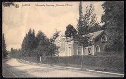 KONTICH - CONTICH - ANTWERPSCHE STEENWEG - CHAUSSEE D´ANVERS - NELS  - Exp. Vers Aix Les Bains 1909 - Kontich