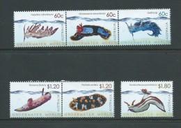 Australia 2012 Marine Life Underwater World Set Of 6 MNH - 2010-... Elizabeth II