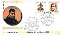 Vatikan, 1998.  Mi: 1241mit Zf. Klemens VII - Vatican