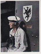 """CAID Sammelbild - Unsere Reichsmarine - Befehlsübermittler Torpedoboot """"Greif"""" (26562) - Cigarette Cards"""