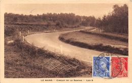 LE MANS - Circuit De La Sarthe - Les S - Le Mans