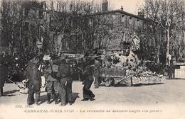 AIX EN PROVENCE - Le Carnaval - La Revanche De Jeannot Lapin - Aix En Provence