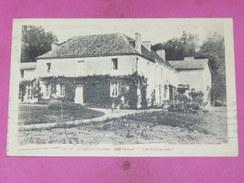 QUEAUX    / ARDT  MONTMORILLON   1910   LES CORDELIERS    EDIT   CIRC  OUI - France