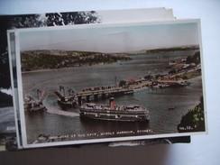 Australië Australia Sydney Middle Harbour - Sydney