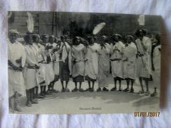 Côte Française Des Somalis: Danse Des Guerriers Afar (dankali) - Gibuti