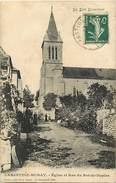 Dpts Divers- Ref-LL877- Lot - Labastide Murat - Eglise Et Rue Du Roi De Naples - Voir Etat - - France