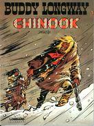 Buddy Longway - Chinook (1978) - Buddy Longway