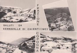 Serravalle Di Chienti Fraz. Copogna - Vedutine - Italie