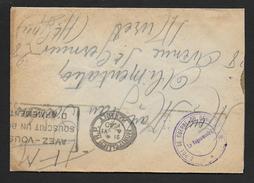 Hérault - Cachet  Dépot De Guerre Du Génie N° 28  Sur Enveloppe De MONTPELLIER  1940 - Marcophilie (Lettres)