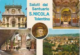 Tolentino Santuario San Nicola - Italie