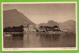 Isola Di Garda - Lago Di Garda - Formato Piccolo - Autres Villes