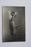 Ballet  - Dancer - Artist Maksimova In  «Stone Flower» -   - Old Soviet Postcard  - Rare! - Danse