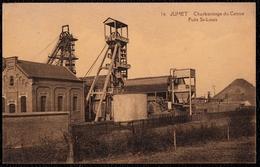 JUMET ** CHARBONNAGE DU CENTRE - PUITS St - LOUIS ** Coal Mine - Charleroi