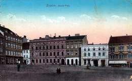 ZNAIM (Böhmen) - Oberer Platz, Gel.1913? - Böhmen Und Mähren