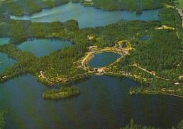FINLAND - Kultakivi Punkaharju 1978 - Finlande