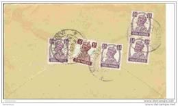 AS - 2652 - Lettre Envoyée D´Inde En Suisse - India (...-1947)