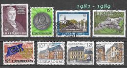 Luxembourg - Lot 45 - Oblitérés